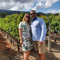 Napa valley private wine tour