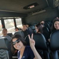 Napa valley large group tour